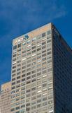 Bureaux de la banque d'ANZ à Melbourne, Australie Images stock