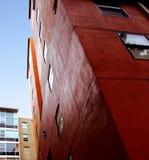 Bureaux et dortoirs d'université Photographie stock libre de droits