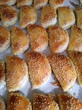 Burek - alimento tradicional turco Foto de Stock Royalty Free