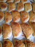 Burek - alimento tradizionale turco Fotografia Stock Libera da Diritti