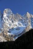 Burelloni peak Royalty Free Stock Image