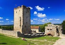 Burg Stock Image
