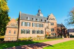 Burg Bergerhausen в Kerpen, Германии Стоковые Фотографии RF