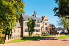 Burg Bergerhausen в Kerpen, Германии стоковое фото