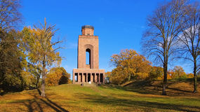 Burg Bismarck tower, Spree Forest Royalty Free Stock Image