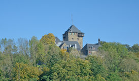 Burg Castle,Solingen,Bergisches Land,Germany Royalty Free Stock Images