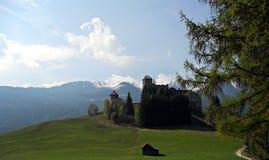 Burg de château en Autriche photo libre de droits
