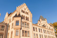 Burg de Hörder à Dortmund photos libres de droits