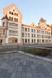 Burg de Hörder à Dortmund photographie stock
