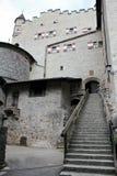 Burg de Hohenwerfen image stock