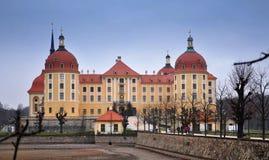 Burg de Moritz de château Photographie stock libre de droits