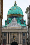 Burg di Alte nel Hofburg fotografie stock libere da diritti