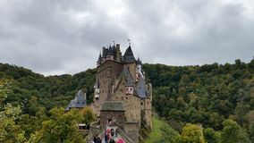 Burg Eltz photographie stock