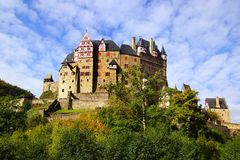 Burg Eltz. photographie stock