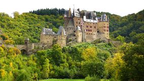 Burg Eltz. photo stock