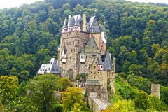 Burg Eltz. Royalty Free Stock Images