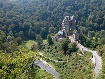 Burg Eltz Stock Photos