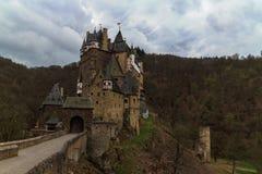 Burg Eltz image libre de droits