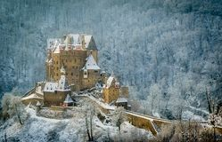 Burg Eltz Immagine Stock Libera da Diritti