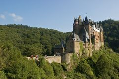 Burg Eltz Photo stock