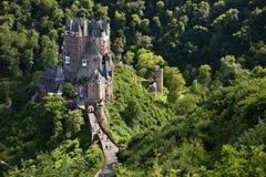 Burg Eltz Stock Afbeeldingen