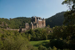 Burg Eltz Stock Photography