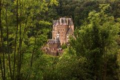Burg Eltz Castle, Germany stock photos