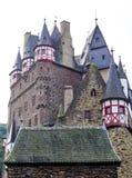 Burg Eltz. Eltz Castle on Mosel River in Germany Royalty Free Stock Images