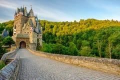 Burg Eltz castle in Rhineland-Palatinate, Germany. Stock Photography