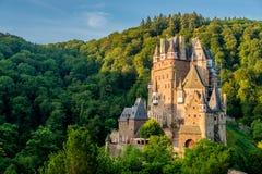 Burg Eltz castle in Rhineland-Palatinate, Germany. Stock Image