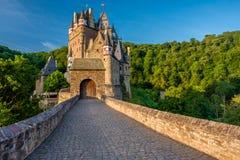 Burg Eltz castle in Rhineland-Palatinate, Germany. Royalty Free Stock Images