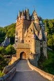 Burg Eltz castle in Rhineland-Palatinate, Germany. Stock Photo