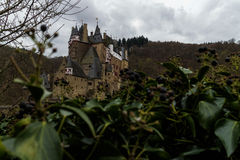 Burg Eltz Royalty Free Stock Images