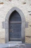 Burg Eltz Door. Ancient door at Eltz Castle in Mosel, Germany Stock Photography