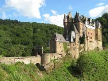 Burg Eltz-Schloss Stockfotografie