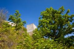 Burg Gleichen Stock Image