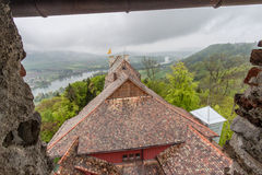 Burg Hohenklingen Stein am Rhein Switzerland Stock Photography