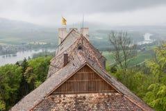 Burg Hohenklingen Stein am Rhein Switzerland Stock Image