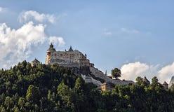 Burg Hohenwerfen Imágenes de archivo libres de regalías