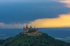 Burg Hohenzollern Stockbilder
