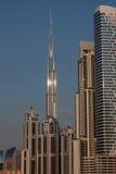 Burg Kahlifa, Дубай Стоковое Изображение RF