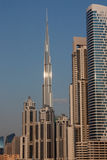 The Burg Khalifa Stock Images
