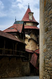 Burg Kreuzenstein Castle Stock Photos