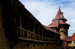 Burg Kreuzenstein Castle Stock Images