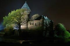Burg Linn del castello fotografie stock libere da diritti