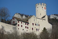 Burg Neu-Bechburg Royalty Free Stock Photos