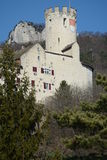 Burg Neu-Bechburg Stock Photo