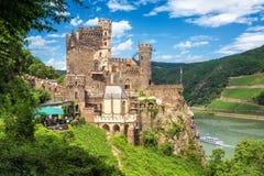 Free Burg Rheinstein Castle On Rhine River In Germany Royalty Free Stock Images - 216508719