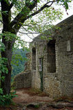 Burg Rossenstein image stock