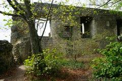 Burg Rossenstein photographie stock